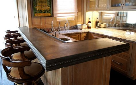 Rustic Modern Kitchen Ideas - 51 bar top designs ideas to build with your personal style
