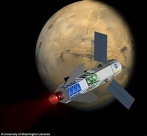 Could we go to Mars in 30 days? NUCLEAR rockets may make ...