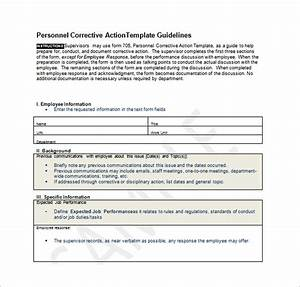 Sample Training Plan Template For Employees Employee Action Plan Template 14 Free Sample Example
