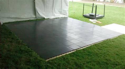 portable checkerboard dance floor rental in iowa il mo wi