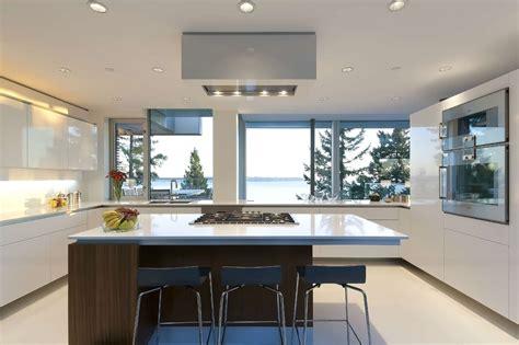 modern island kitchen modern house 4249 by dgbk architects keribrownhomes