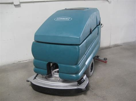 Tennant Floor Scrubber Service by Tennant 5680 Floor Scrubber Reconditioned Tennant 5680