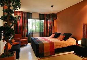 orange and brown bedroom ideas photos and video With brown and orange bedroom ideas