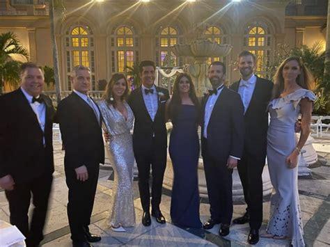 kelly dodd trump jr donald rick leventhal wedding fans elbows hollywood rub shammed together profile res