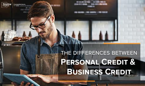 personal  business credit