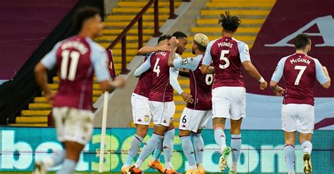 'Way off the pace' - Aston Villa player ratings as ...