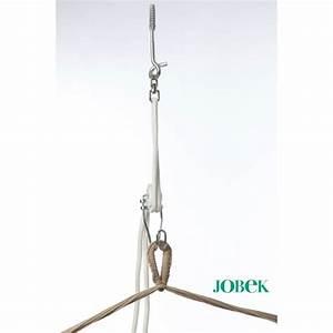 Accrocher Hamac Arbre : fixation chaise hamac perfect set jobek fixation arbres ~ Premium-room.com Idées de Décoration