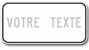 Panneau De Signalisation Personnalisé : s pace signal tique inc ~ Dailycaller-alerts.com Idées de Décoration
