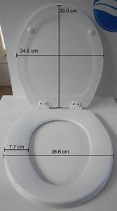 Sealand 500  Toilet Seat Large