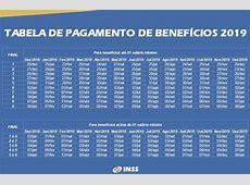 INSS divulga calendário para pagamento de benefícios em 2019