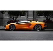 Orange Lambo Aventador 4k Lamborghini Wallpapers