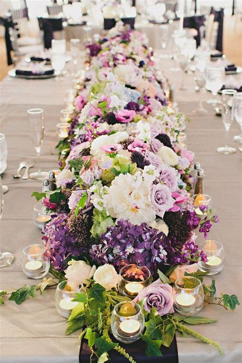 Garden Inspired Wedding Centerpiece Ideas Weddbook