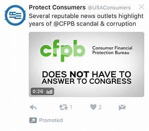 Dark Money Attacking Consumer Financial Protection Bureau