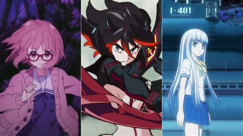 Best Anime Fall 2017 Kotaku The Five Anime Of Q4 2013 You Should Be Kotaku