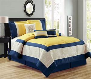 Black Pale Green White And Yellow Outfits Navy Bedding