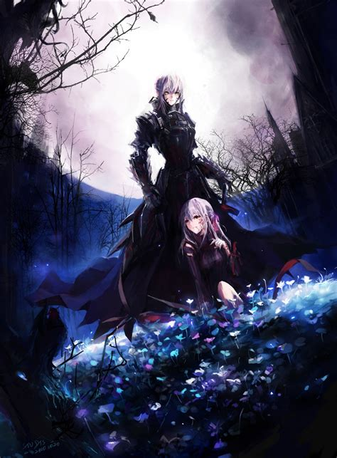 wallpaper fate series fate stay night saber alter