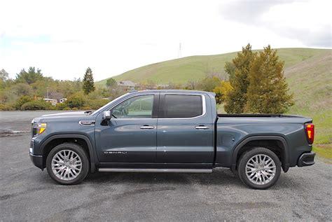 2019 gmc 3 4 ton truck 2019 gmc denali 4x4 crew cab test drive review