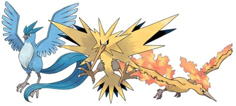 x and y where to catch moltres articuno and zapdos