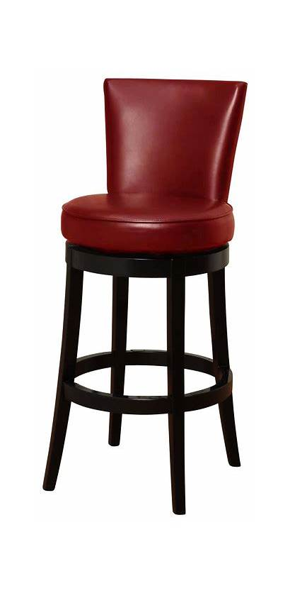 Bar Swivel Stools Counter Stool Leather Seat