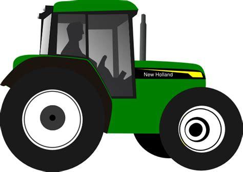 green tractor clip art  clkercom vector clip art