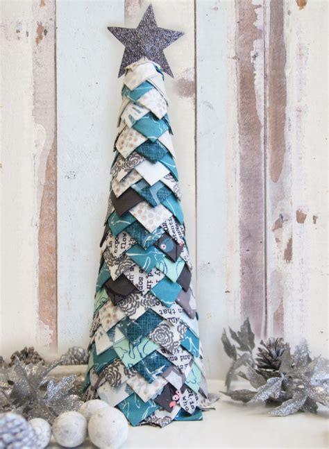 fabric christmas tree fun  sew tutorial art gallery