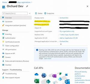 Azure Ad Integration