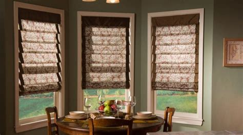 Roman Shades : 10 Different Types Of Window Shades To Consider
