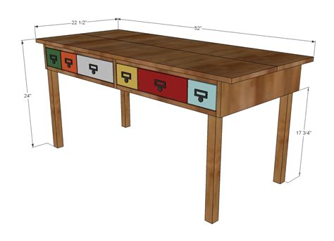 table catalogue white library catalog play table diy projects