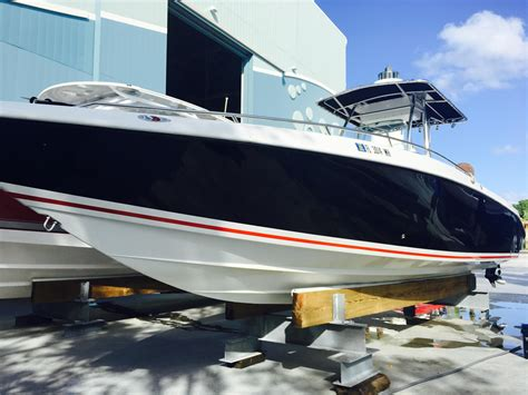 Baja Boats In Saltwater by 2003 Used Baja 340 Sportfish Saltwater Fishing Boat For