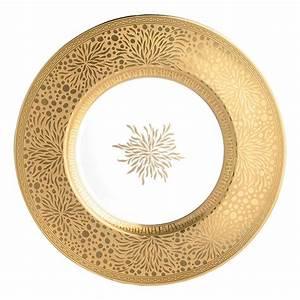 Assiette De Présentation : vaisselle bernardaud assiette presentation follies 0503 7 ~ Teatrodelosmanantiales.com Idées de Décoration