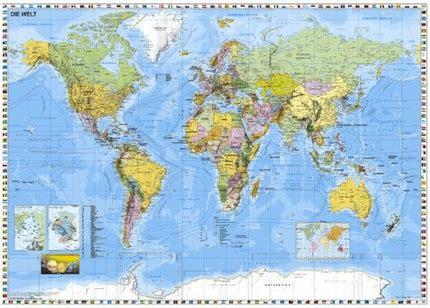 weltkarte fuer kinder landkarte mit flaggen im