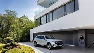 Wallpaper Mercedes-Benz EQC, SUV, 2020 Cars, electric cars