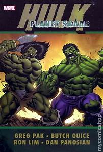 Comic books in 'Skaar, Son of Hulk HC'