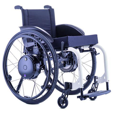 dispositif motoris 233 alber twion pour fauteuil roulant manuel sofamed