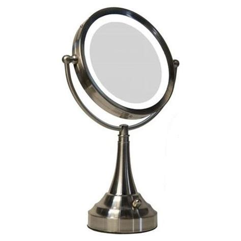 light up mirror with led lighted vanity make up mirror in makeup mirrors
