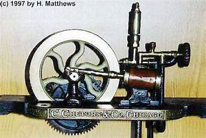 Picture Of A Cretors Boiler Along With A  1 Engine