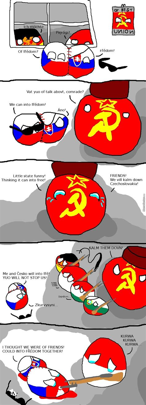 warsaw pact into czechoslovakia by bloatarder