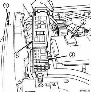 2002 Jeep Liberty Pcm Location