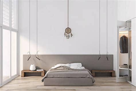 minimalist style design    bed  bath  floor house