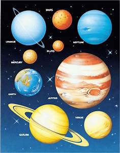 Colors Of The Planets In Our Solar System (page 2) - Pics ...