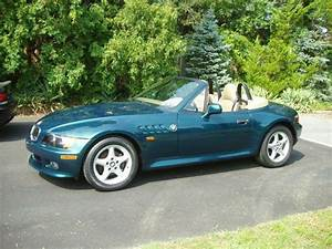 Buy Used 1998 Bmw Z3 Roadster Convertible 2
