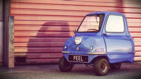 Peel P50 For Sale by Peel P50