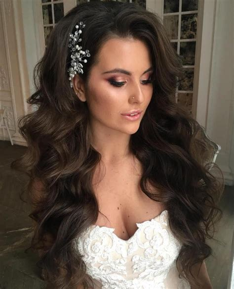 40 wedding hairstyles for long hair that really inspire