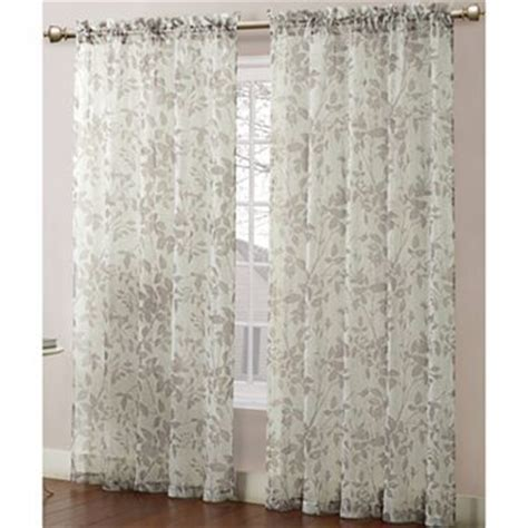 Jcpenney Orange Sheer Curtains by 1000 Images About Curtains Drapes On Window