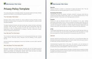 Privacy Policy Template Australia Free Privacy Policy Crafting And Templates On Pinterest