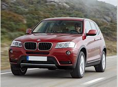BMW X3 SUV 2010 2015 F25 review Auto Trader UK