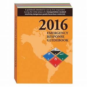 Labelmaster 2016 Emergency Response Guide  Std Pkt