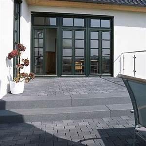 Platten Für Einfahrt : metten aquaprima aquaprima terra anthrazit changierend tocano blockstufen basaltanthrazit ~ Sanjose-hotels-ca.com Haus und Dekorationen