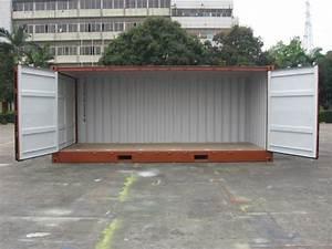 20 Fuß Container In Meter : side door container 20 fu ~ Frokenaadalensverden.com Haus und Dekorationen