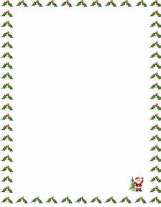 free christmas letter borders new calendar template site With letter paper with borders